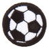 Soccer Ball Iron-On Appliques